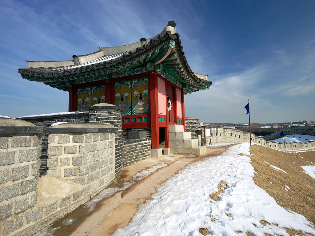 Les Lieux à visiter en Corée du Sud