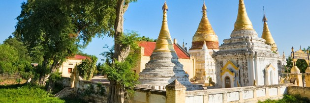 A quelle période partir en Birmanie?