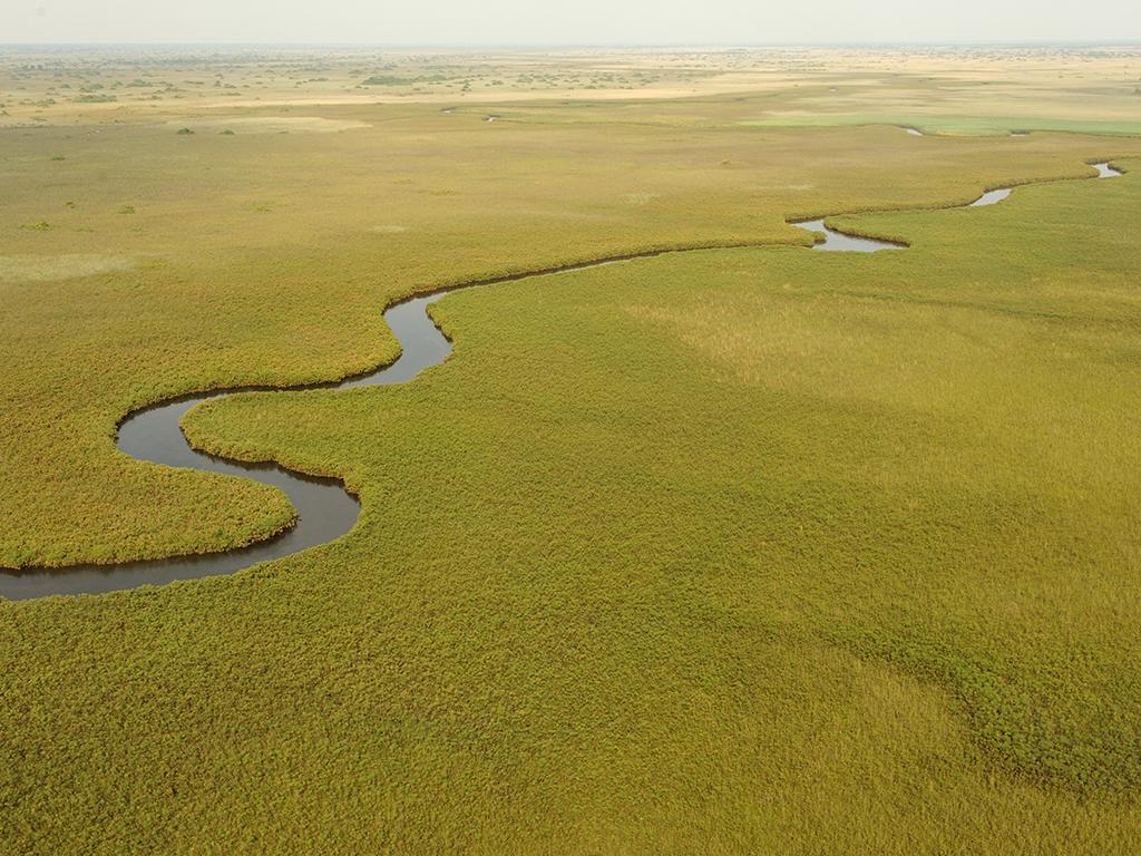 les Lieux à visiter au Botswana