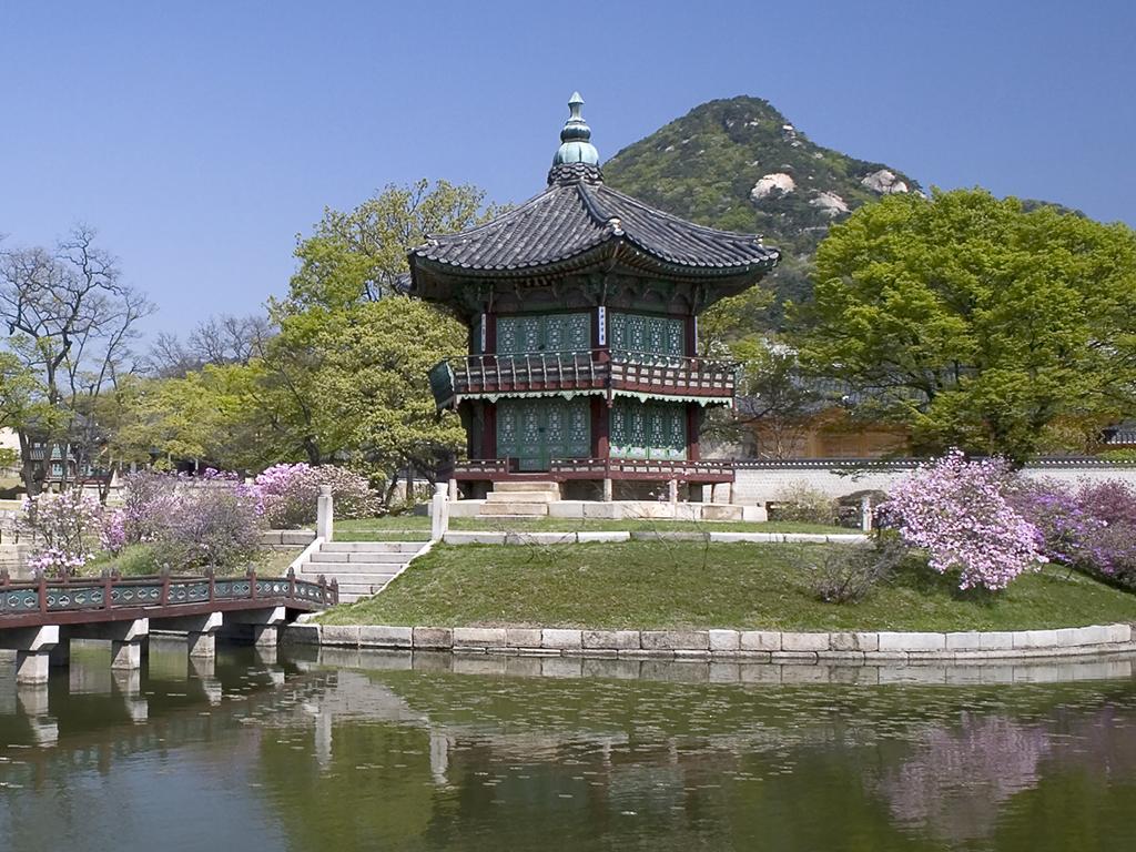 Comment se rendre en Corée?