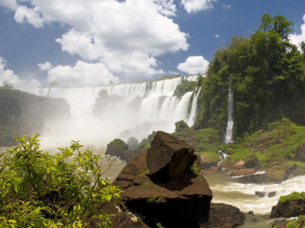 Lieux à visiter au Brésil