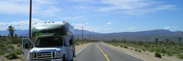 Le camping-car pour partir à la découverte du monde