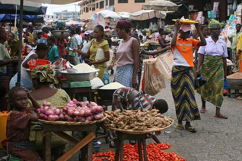 cotonu place du marché
