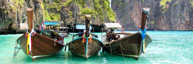 5 bonnes raisons de partir en vacances en Thaïlande