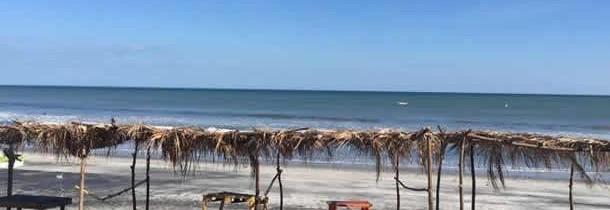 Punta Chame – Santa Clara, Panama – Les pieds dans le sable