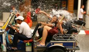Nouvel An Thailandais Songkran