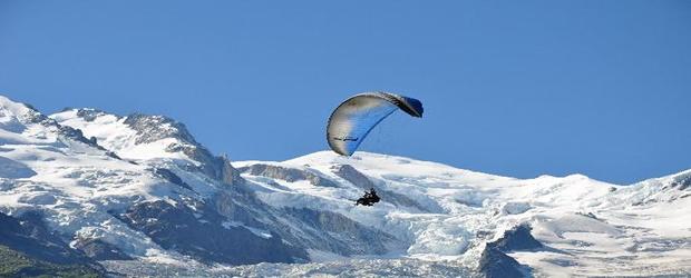 Mont Blanc Parapente - umoov