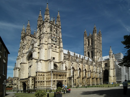 Cathedrale Canterbury