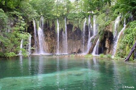 Plivice-croatie
