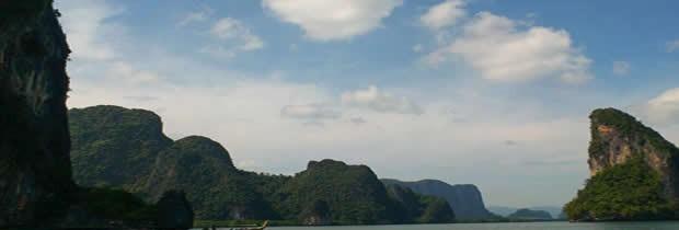 Le sud de la Thaïlande en 5 étapes