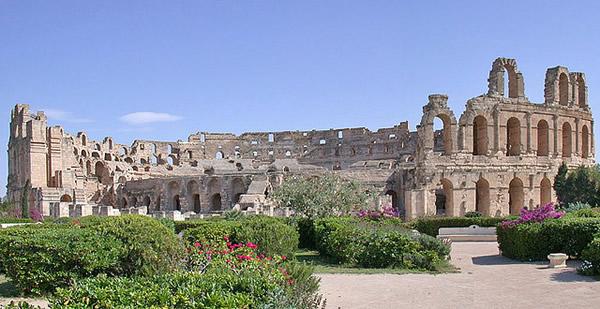 Amphithéâtre El Jem