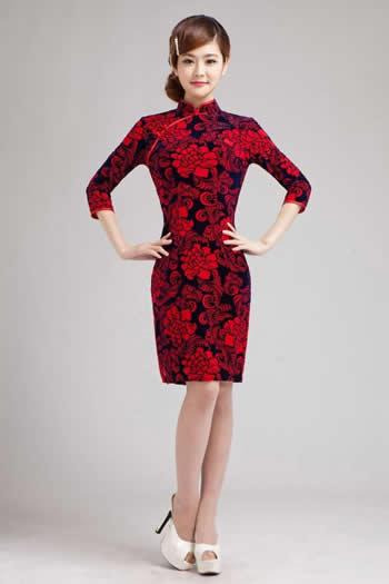 la moitié 67013 223fe 5 vêtements typiques de Chine   38000 Km