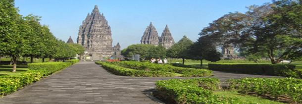 Yogyakarta, la région spéciale de l'île de Java