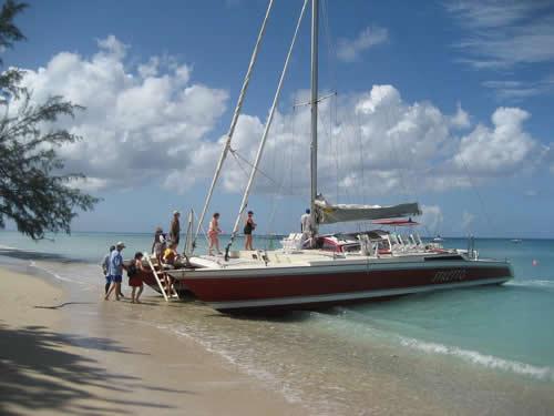 croisière catamaran 1