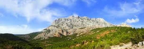 Découvrez la Montagne Sainte-Victoire et son histoire