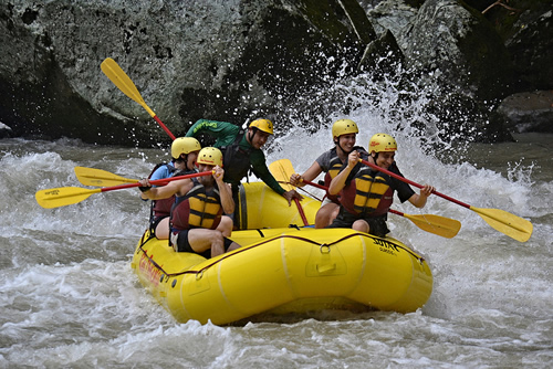 rafting Pacuare
