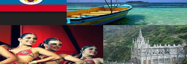 La Colombie et la réservation d'un séjour en agence de voyage