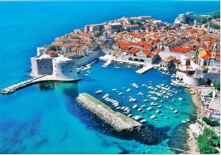 Split et Dubrovnik