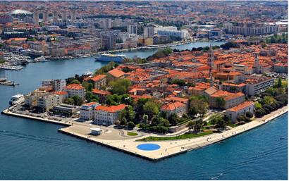Zadar et Kornati