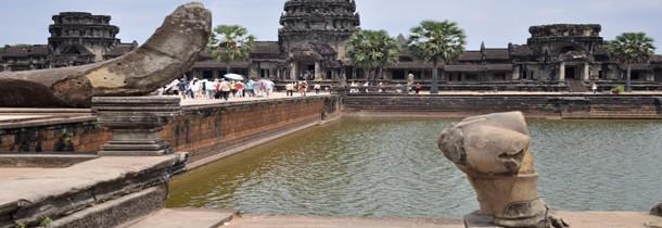 Le Cambodge, une destination touristique à part entière