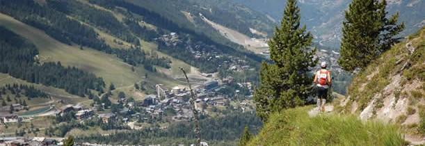 Les Alpes et ses sports outdoor