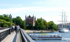 L'île de Skeppsholmen