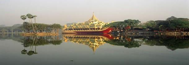 Choisir la ville d'Yangon comme destination à Myanmar