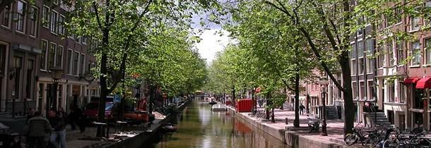Un week end estival à Amsterdam