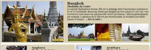 Thailandee.com, le site pour préparer son voyage en Thaïlande