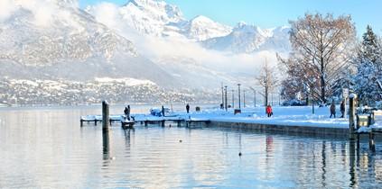 Les vacances d'hiver au ski en famille