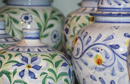 Porches Vases