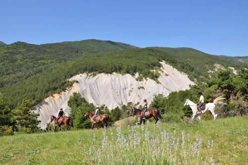 randonnée equestre