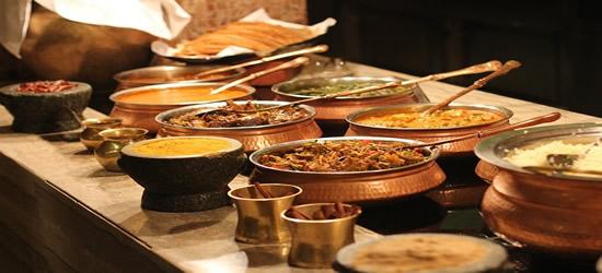 buffet inde