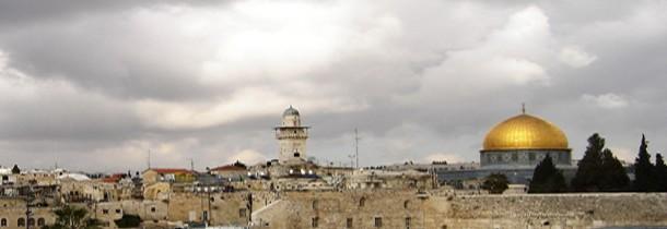 Jérusalem, terre de pèlerinage et d'évasion