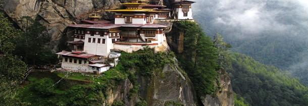 Voyage de rêve au Bhoutan