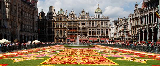 Bruxelles-tapis-fleurs