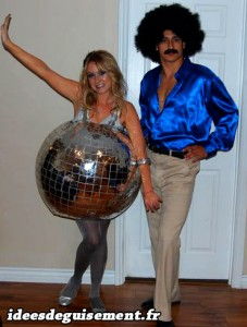 Couple disco