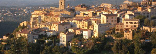 La Côte d'Azur et ses villages perchés