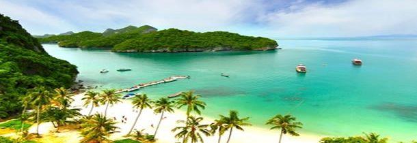 5 endroits incontournables en Thaïlande