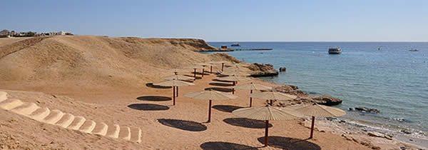 5 plages à visiter en Égypte