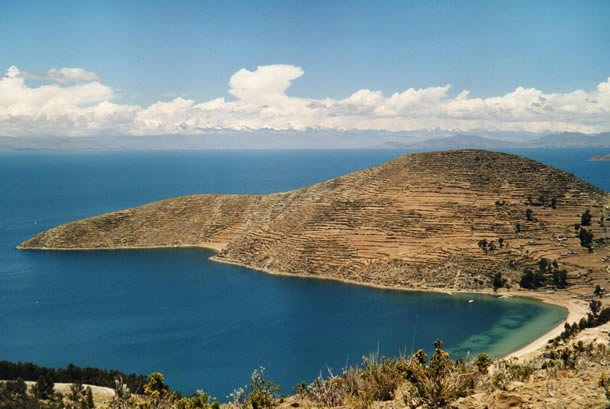 bolivie lac titicaca
