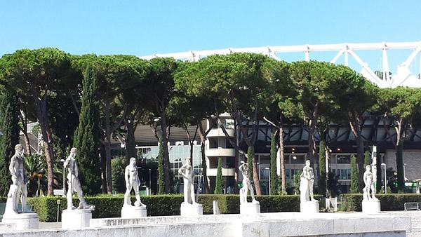 la Rome éternelle