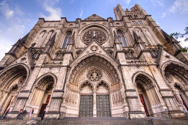 Cathedrale St John