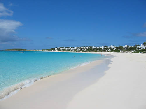 Maundays Bay Anguilla