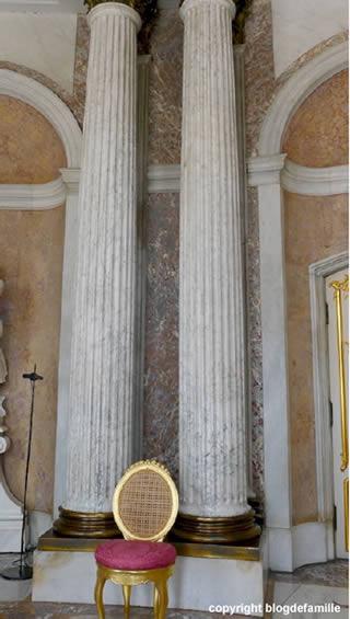 marbre taillées