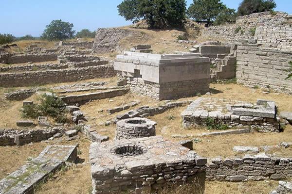 Site archéologique de Troie modif