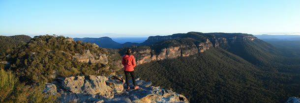 AUSTRALIE – Se sentir tout petit face aux géantes Blue Mountains