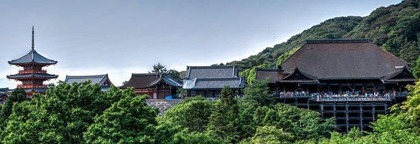 Touristes à Kyoto, surveillez vos manières !