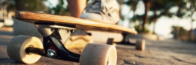 Le longboard : l'objet à emporter à chacun de vos voyages