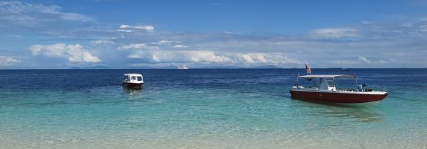 Ile de Sipadan, un lieu prisé des amateurs de plongée